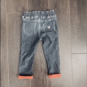 Guess - Toddler Jeggings 👖 18m